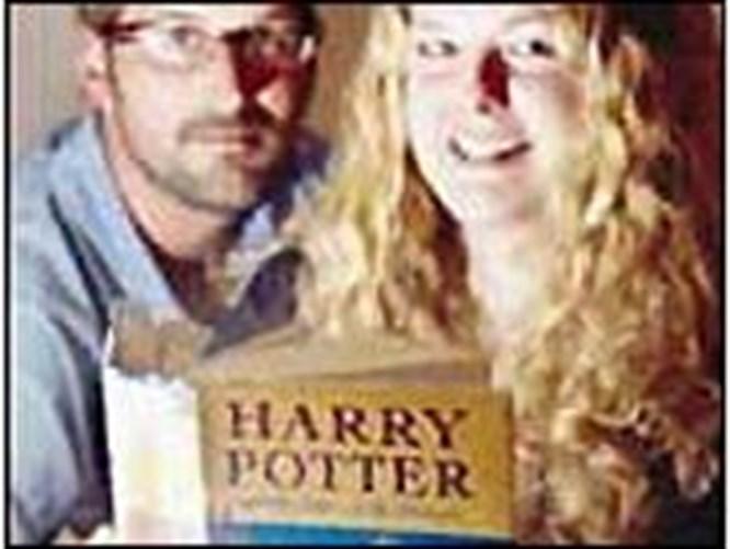 Harry Potter aşık oluyor